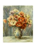Vase d'Anemones