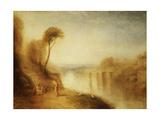 Landscape: Woman with Tamborine