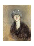Portrait of Lucette