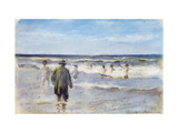 Bathers on the Seashore