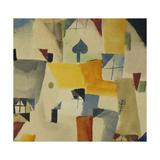 Fenster Giclée par Paul Klee