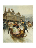 The Suitor's Sleighride
