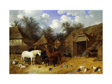 The Artist's Farmyard at Meopham  Kent