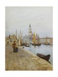San Giorgio Maggiore from the Zattere  Venice