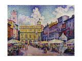 The Herb Market  Verona