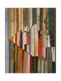 The Pyramid Clown Giclée par Paul Klee
