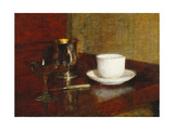 Still Life with a Glass Cup