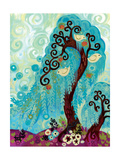 Spritely Blue Willow