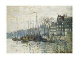 Amsterdam Giclée par Claude Monet
