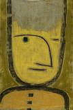The Yellow-Green Giclée par Paul Klee
