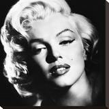 Marilyn Monroe (Glamour) Tableau sur toile