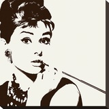 Audrey Hepburn (Cigarello)