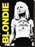 Blondie, Live Tableau sur toile