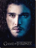 Game Of Thrones (Season 3 - Jon)   Tableau sur toile