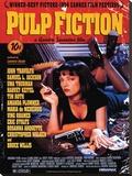 Pulp Fiction (Cover) Tableau sur toile