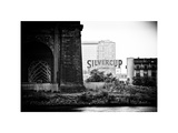 Silvercup Studios  Roosevelt Island for the Ed Koch Queensboro Bridge  Long Island City  New York
