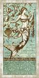 Drift Mermaid 1 Wood Sign
