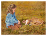Getting to Know You Reproduction d'art par June Dudley
