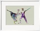 Ballet Watercolor 2