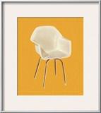 Three Midcentury Chairs