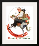 """Gramps on Rocking Horse""  December 16 1933"