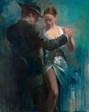Passion I Giclée par Michael Alford
