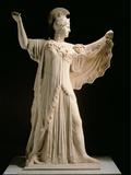 Athena Promachos (Athena)  1st Century  Marble  Full Relief