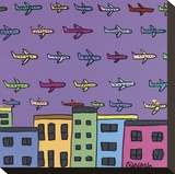 Horizon with Planes