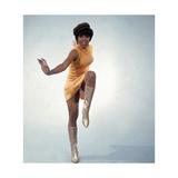 Lola Falana Extemporizes a Dance Step
