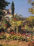 Garden at Sainte Adresse