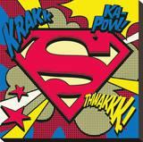 Superman Tableau sur toile