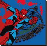 Spiderman Tableau sur toile