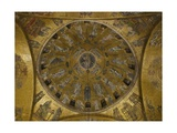Glorification of Jesus Christ Apostles Dome of the Ascension  10th c St Mark's Basilica  Venice