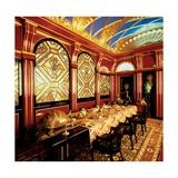 Stanza della Cheli (Dining-room)  1929 The Vittoriale  Brescia  Italy