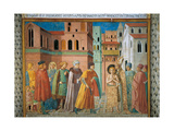 St Francis Renunciation of Paternal Wealth