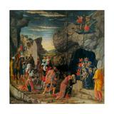 Uffizi Triptych Adoration of the Magi