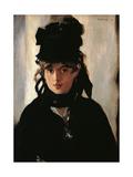 Berthe Morisot with a Bouquet