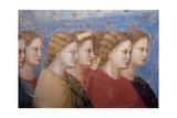 Women  Fresco cycle