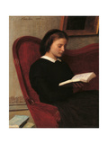 Reader (Marie  the Artists Sister)