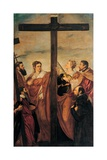 Adoration of the Cross (Sts Helen  Barbara  Andrew  Macarius)