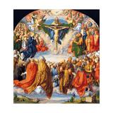 Adoration of the Holy Trinity (Landauer Altarpiece)