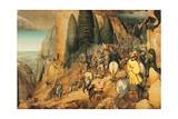 Conversion of St Paul  Pieter Bruegel the Elder  1567 Kunsthistorisches Museum  Vienna