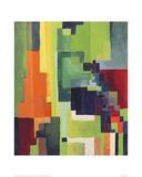 Coloured Shapes II
