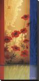 Painter's Garden I Tableau sur toile par Don Li-Leger