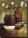 Takara Tea Room Tableau sur toile par Krista Sewell