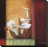 Reminiscence Tableau sur toile par Don Li-Leger