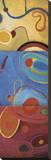 Théorie des fils III Tableau sur toile par Don Li-Leger