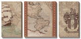 Voyage to Discovery II Tableau multi toiles par Amori