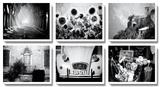 Provence Tableau multi toiles par James O'mara