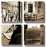 Paris and La Seine